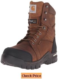 Carhartt Men's Ruggedflex Safety Toe Work Boot