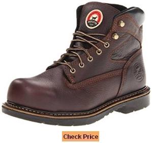 Irish Setter Work Men's Steel Toe 83624 Work Boot