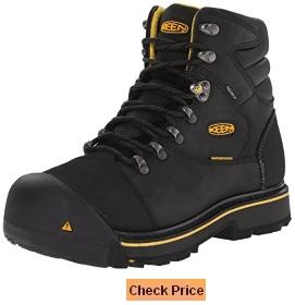 KEEN Utility Men's Milwaukee Sttel Toe Work Boot