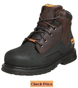 Timberland PRO Mens 47001 Power Welt Waterproof Steel-Toe Boot