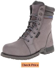Caterpillar Women's Echo WP Steel Toe Work Boots
