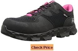 Timberland PRO Women's Powertrain Alloy-Toe EH W Industrial Tennis Shoe