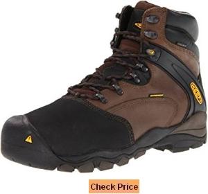 KEEN Utility Men's Louisville 6 Inch Internal Met Work Boot