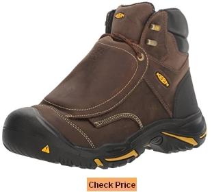Keen Utility Men's MT Vernon Met Industrial and Construction Shoe