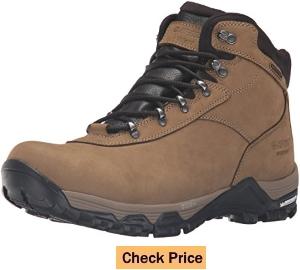 Hi-Tec Men's Altitude OX I Waterproof-M Hiking Boot