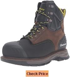 Ariat Men's Catalyst Work 8 Inch H2O Composite Toe Work Boot