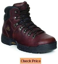 Rocky Men's 6 Inch Mobilite Steel Toe Waterproof Work Boots-6114